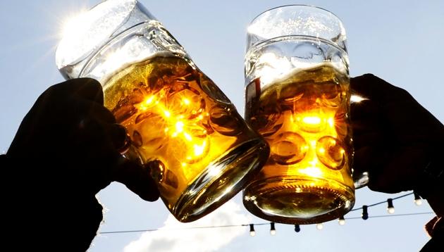 beber alcohol bueno para la salud