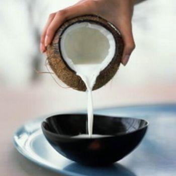 manteca de coco para el pelo