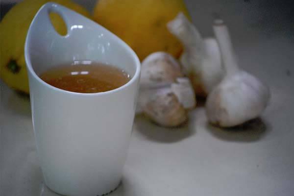 té de ajo para que sirve