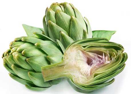caracteristicas de la alcachofa