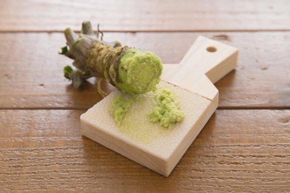 para qué sirve el wasabi